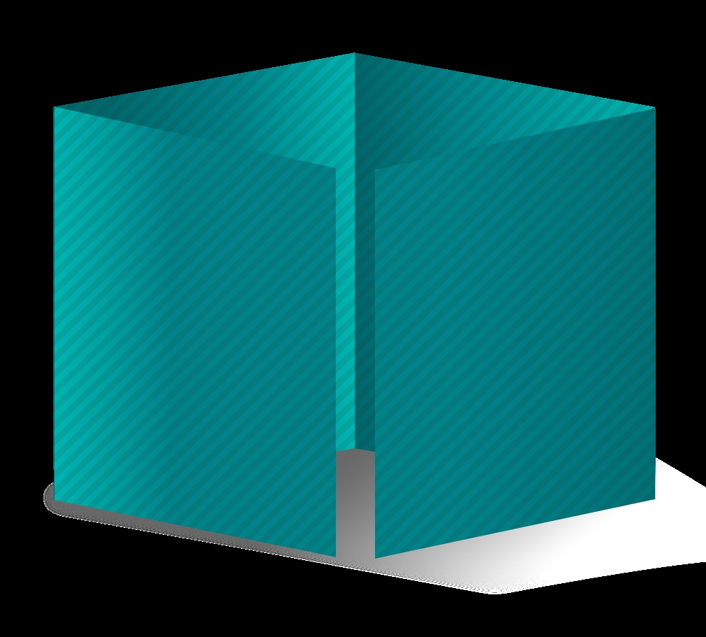 85 x 11 double gate fold brochure template download