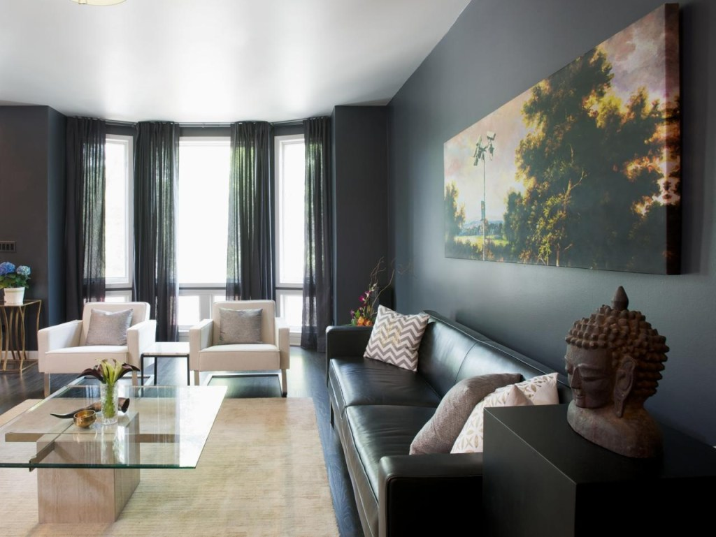 add drama to your home with dark moody colors hgtvs