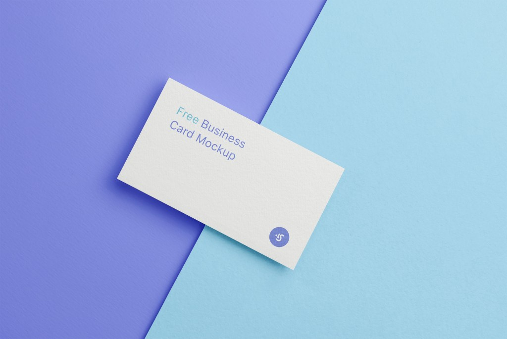 free changeable olors business cards mockups lsgraphics