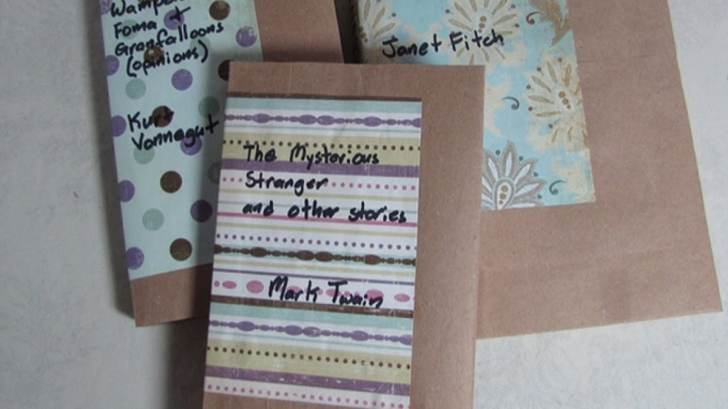 make pretty paperback book covers diy home guidecentral