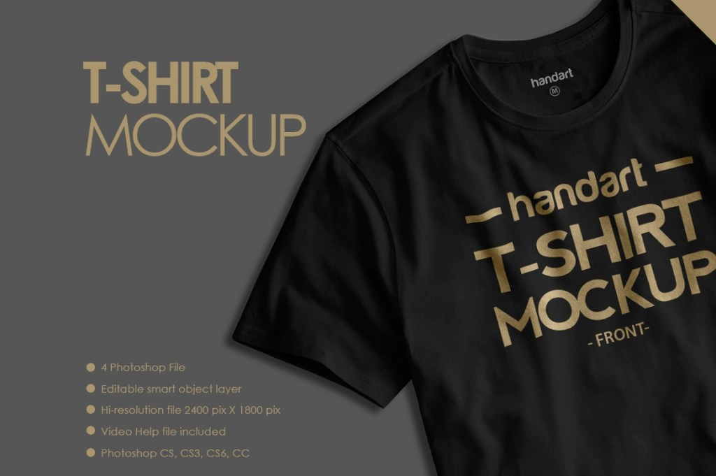 t shirt mockup in apparel mockups on yellow images