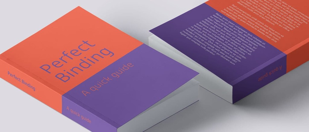 why use perfect binding latest news print resources