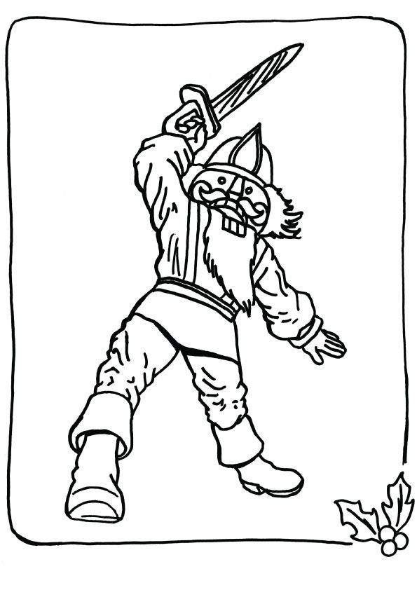 Free Full Size Nutcracker Coloring Page