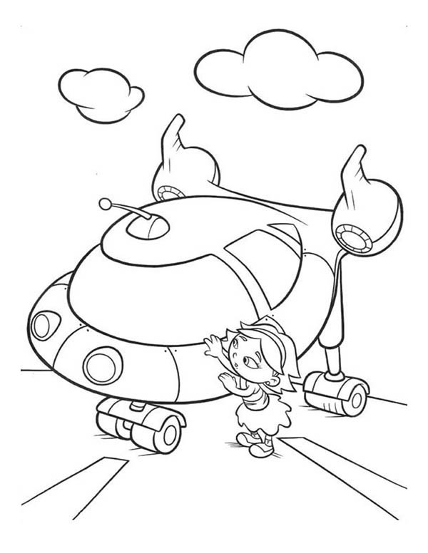 Little Einsteins Coloring Pages For Adults Ideas