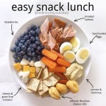 Snack Lunch And Snack Dinner The 5 Minute Meal Solution Milk Honey Nutrition