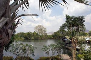 Duenshine Resort, Kanchanaburi, Thailand, 2012