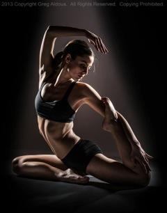 barefoot ballet pilates