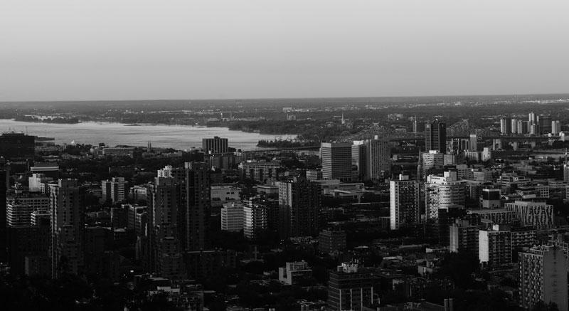 montreal-mont-royal-skyline