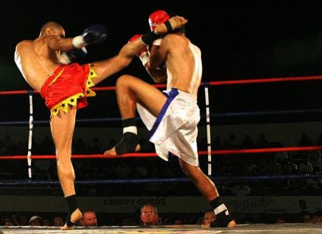 Carlos Navarro Fight