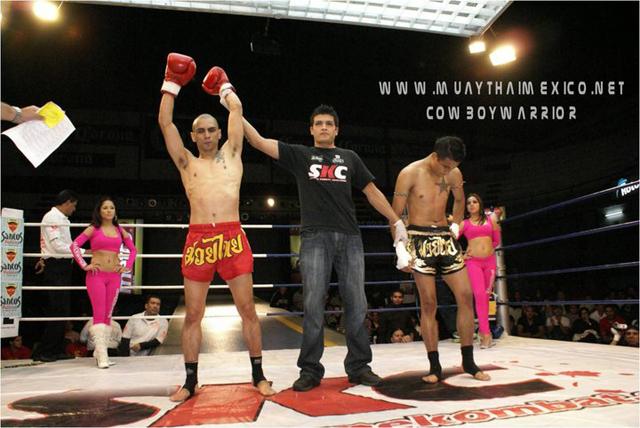 Carlos Navarro Muay Thai