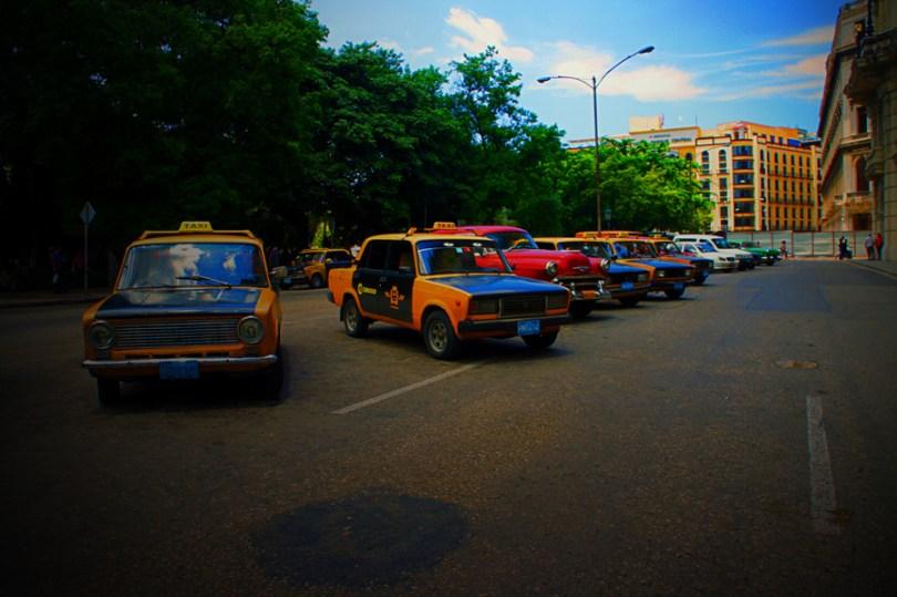 Havana-Taxis