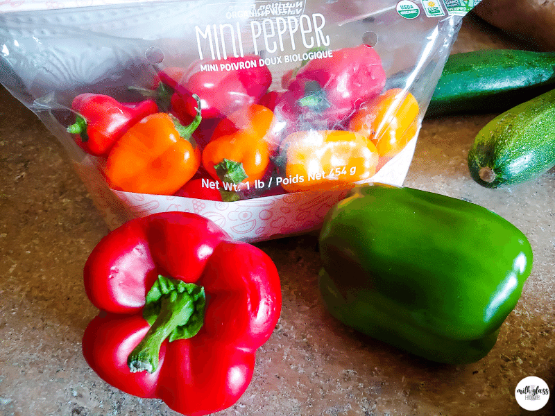 azure standard produce variety pack review