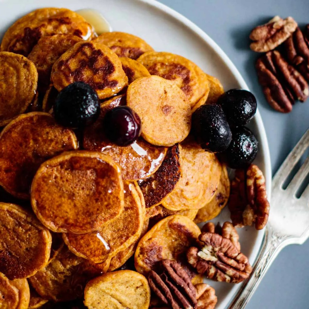 best fall desserts sourdough pumpkin pancake cereal