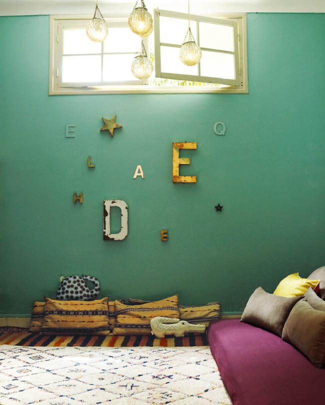 Marrakech : Le riad Zid Zid Kids