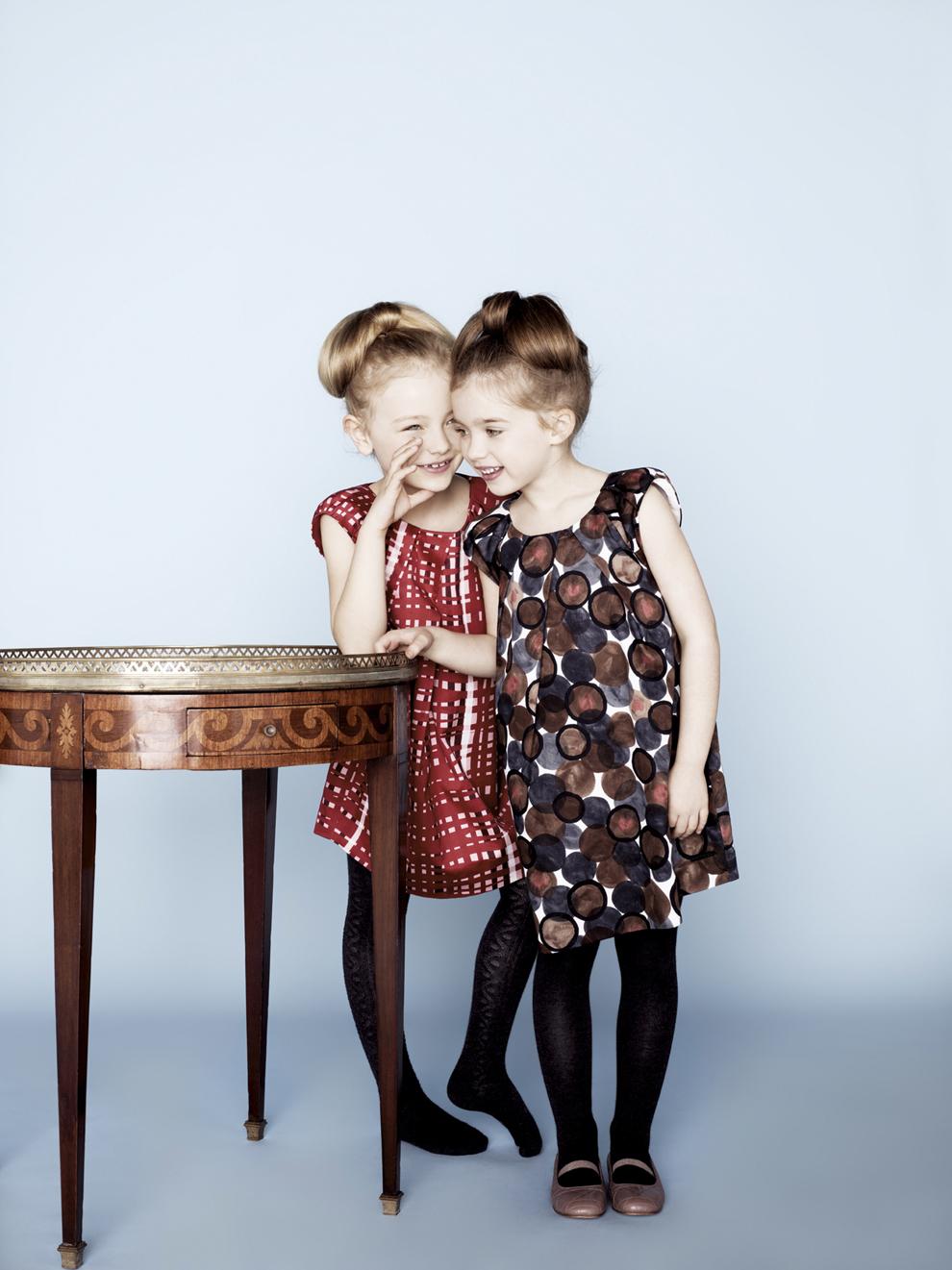 Baby Dior automnehiver 20122013  MilK  Le magazine de mode enfant