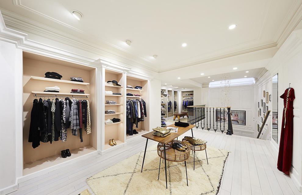Bonpoint ouvre sa nouvelle boutique  MilK