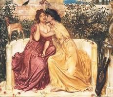Saffo ed Erinna