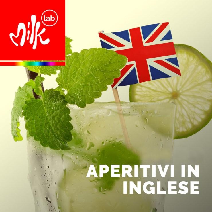 aperitivi in inglese