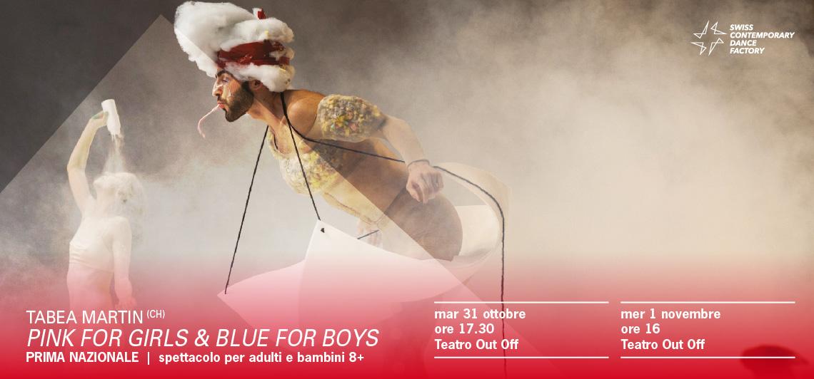 pink for girls & blue for boys danae festival