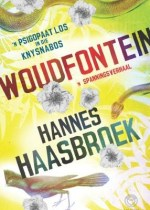 Image of Woudfontein: A Suspense Thriller By Hannes Haasbroek book cover