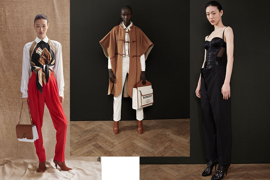 Burberry-2019秋冬-Pre-Collection