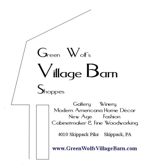 Green Wolf's Village Barn