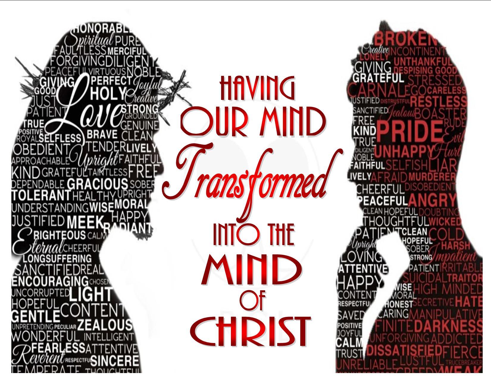 Image result for mind of christ