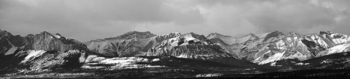 Yamnuska, Foothills and Rocky Mountains