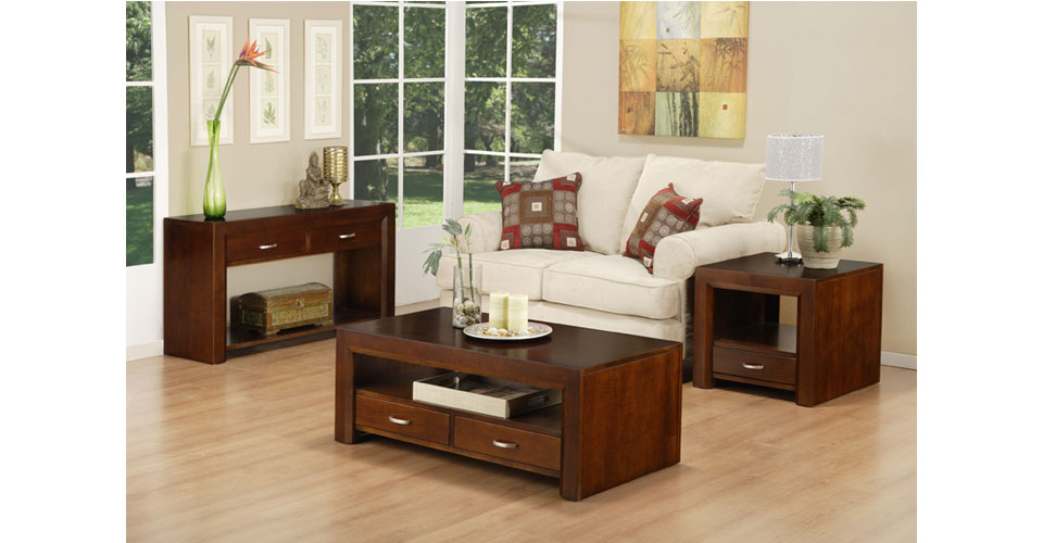 living rooms tables black leather couch room design coffee table sets millbank family furniture on n0k 1l0 contempo