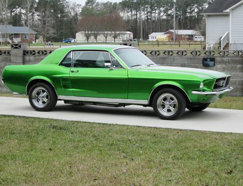 Ford Mustang 1967 – SOLD!!!
