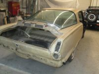 Classic Car Restoration Plymouth Barracuda 1965 by Mill Creek Classics 20170925_0104
