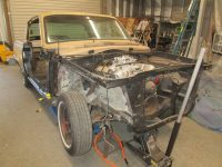 Classic Car Restoration Plymouth Barracuda 1965 by Mill Creek Classics 20171001_0113