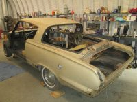 Classic Car Restoration Plymouth Barracuda 1965 by Mill Creek Classics 20171004_0110