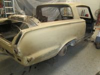 Classic Car Restoration Plymouth Barracuda 1965 by Mill Creek Classics 20171005_0135