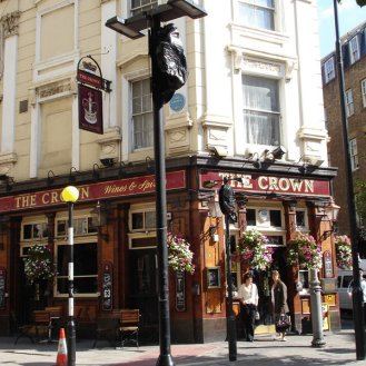 Pub Londres