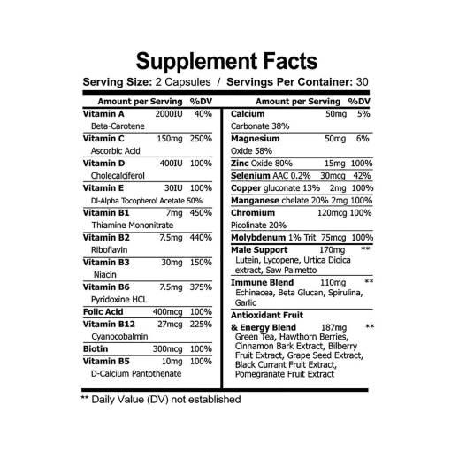 MULTI-MEN-supplement-facts