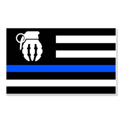 millecor-blue-line-grenade-flag