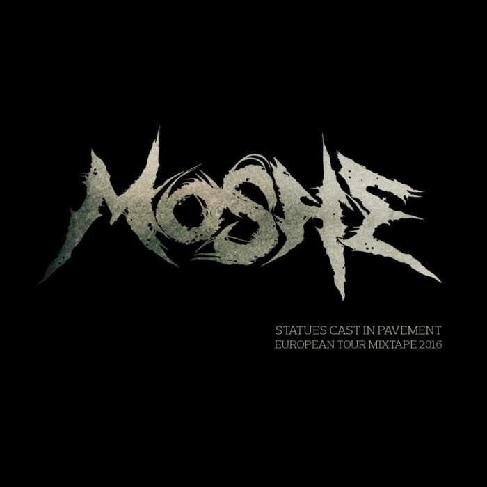 Moshe- Statues Cast In Pavement