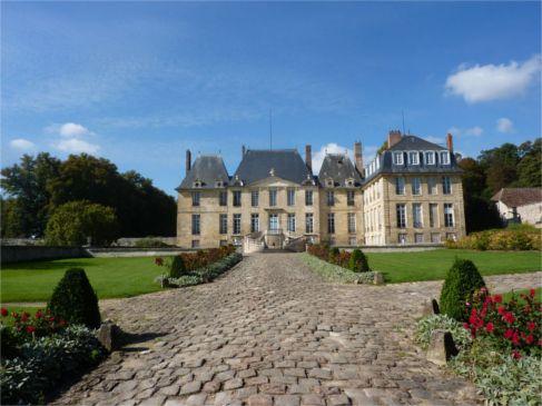 chateau de montgeroult salle mariage val d oise - Chateau Mariage Val D Oise