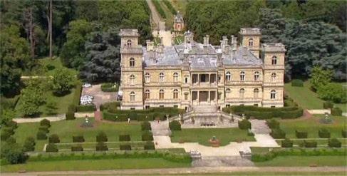 chateau de Ferrière-en-Brie salle de mariage seine et marne 77