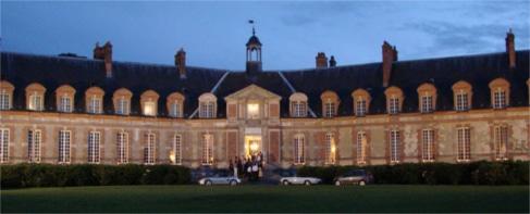 chateau de neuville salle de mariage yvelines 78 millemariages