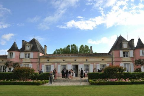 chateau loudenne vue generale millemariages