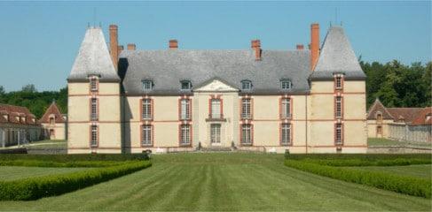 salle de mariage en Champagne Marne 51 le château de Reveillon