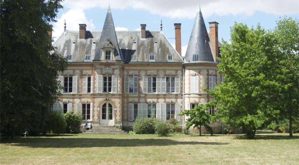 Château d'Osmoy – Salle de mariage – Normandie – Eure (27)