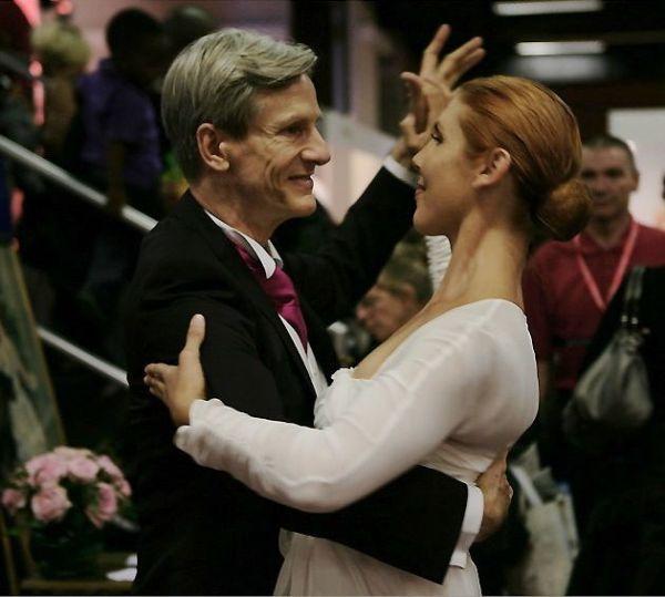 cours de danse à domicile avec le professeur Marc Reed