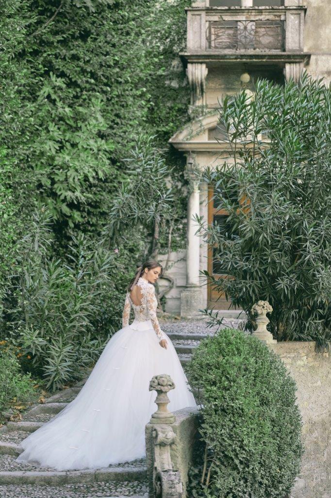 robe de mariée Monique Lhuillier collection mariage automne 2020 pour mille mariages robe n°15