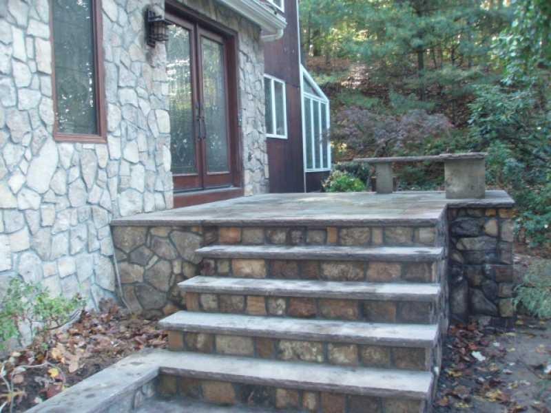Side Entrance Stone Steps Design – Millenium Stoneworks | House Entrance Steps Designs | Contemporary | Side Entrance | House Main Gate Roof | Duplex House | Ultra Modern Modern Front