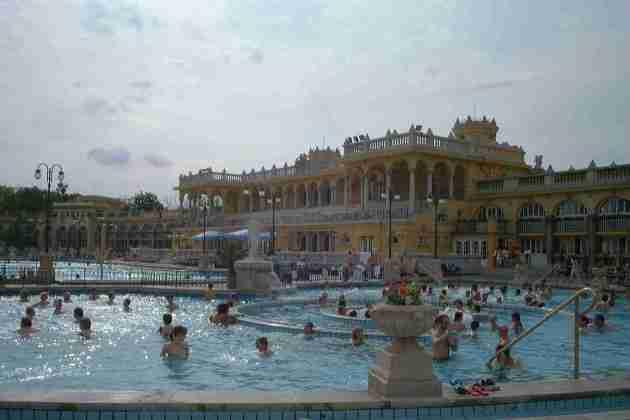 Budapest-Széchenyi