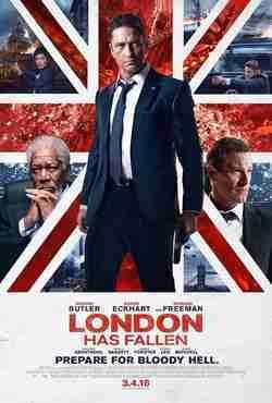London_Has_Fallen_poster