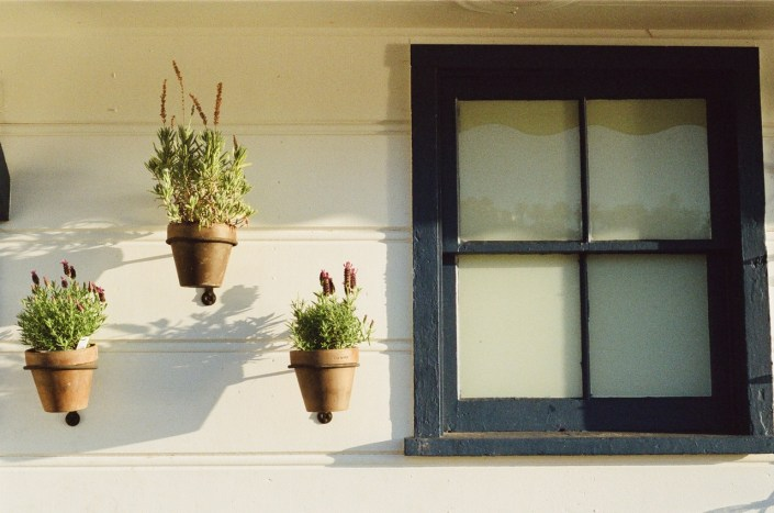 house-window-flowerpots
